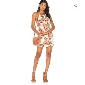 Show me your mumu floral traveler dress
